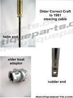 Boat Steering Equipment & Parts