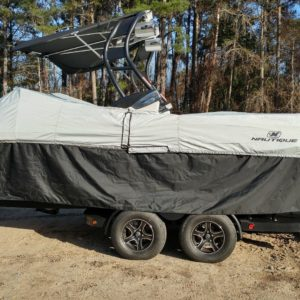 230 Nautique with skirt